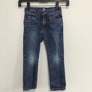 7 for All Mankind boys Slimmy Jeans 4T 4